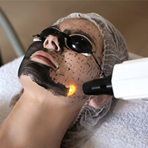 Laser Black-Out Facial