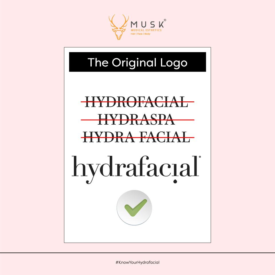 Original HydraFacial Logo